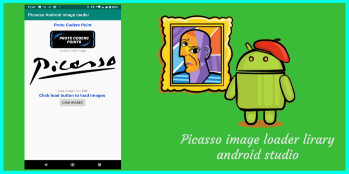 picasso android image loader library