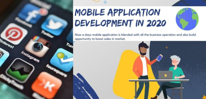 Mobile Application Development in 2020