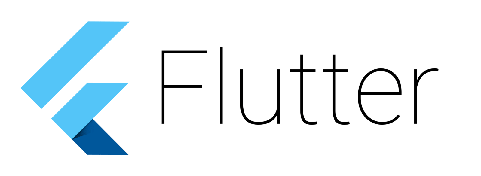 flutter text icon