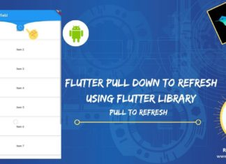 Flutter Pull to refresh