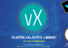 Installation of Flutter VelocityX Library - and How to use it in Text Widget
