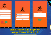 Flutter Velocity X Library