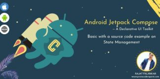 Android Jetpack Compose basic tutorial with example