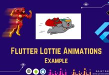 flutter lottie animation example