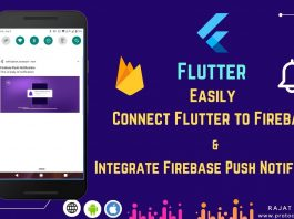flutter firebase push notification using awesome notificatiion package
