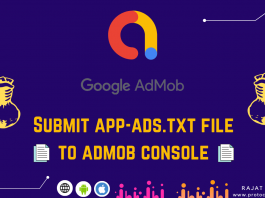 how to fix app-ads.txt file