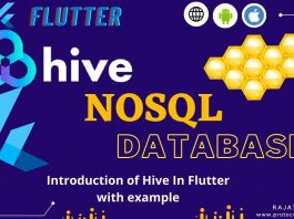 flutter hive tutorial with example